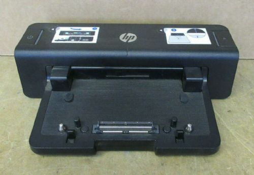 HP A7E32AA 90W Laptop Port Replicator Docking Station VGA DVI-D Serial USB
